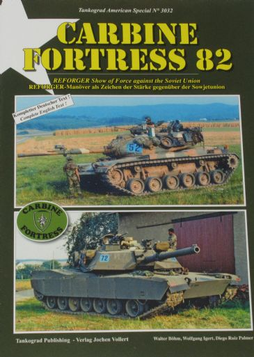 Carbine Fortress 82, by Walter Bohm, Wolfgang Igert and Diego Ruiz Palmer
